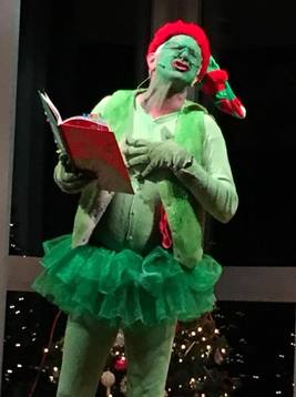 Scott Provan as The Grinch