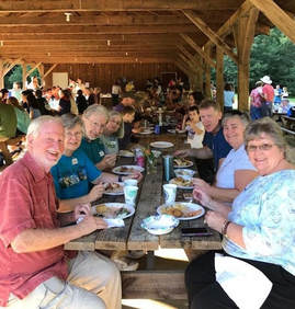 Community Church Annual Picnic